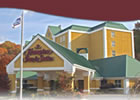 Pet Friendly Hampton Inn and Suites in Pigeon Forge TN