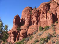 Red Rocks of Sedona AZ