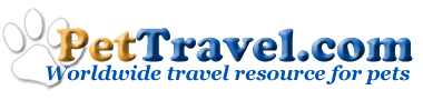 Pet Travel - Pet Friendly Hotels - Pet Passport Forms - Pet airline Forms