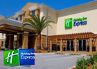 Pet friendly hotel Holiday Inn Express in Jacksonville Beach FL