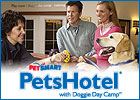 PetSmart PetsHotel - where your pet is family