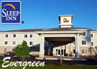 Pet Friendly Hotel Sleep Inn and Suites Evergreen AL