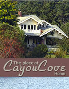 Pet friendly Inn at Cayou Cove in Deer Island, Washington