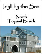 Pet friendly Idyll by the Sea in Topsail Island, North Carolina