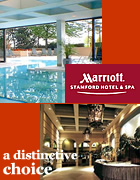 Pet Friendly Stamford Marriott Hotel and Spa