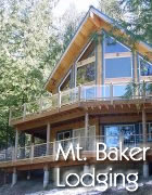 Pet friendly lodge Mt. Baker in Maple Falls, Washington